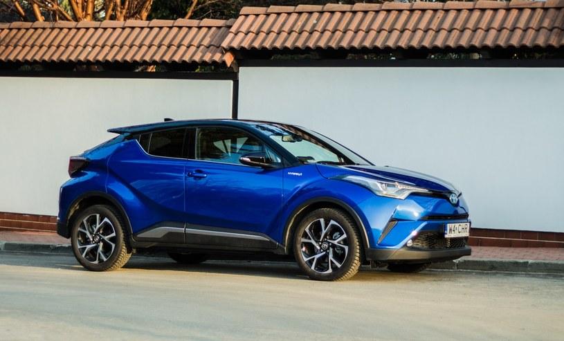 Toyota C-HR /INTERIA.PL