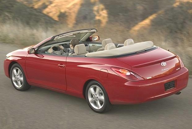 Toyota Camry Solara Convertible (kliknij) /INTERIA.PL