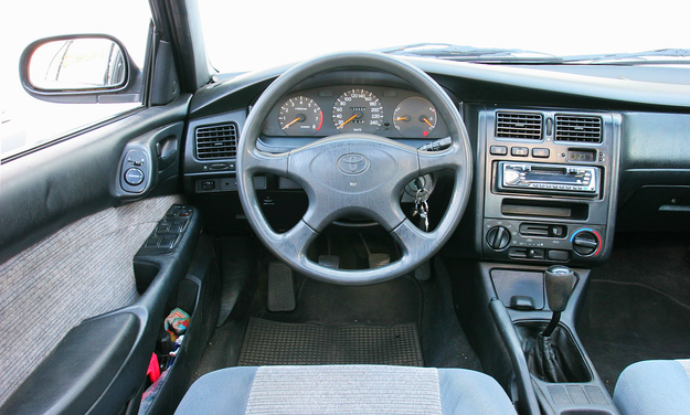 Toyota Carina /Motor
