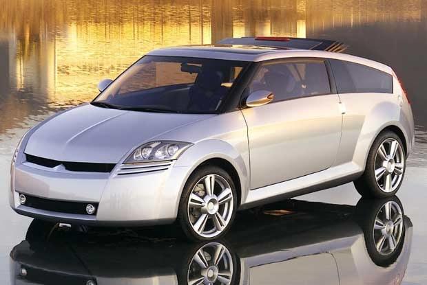 Toyota CCX (kliknij) /INTERIA.PL