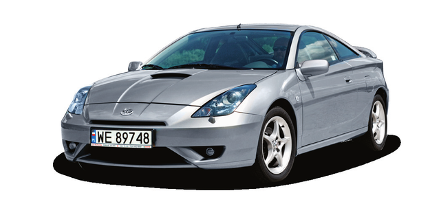 Toyota Celica /Motor