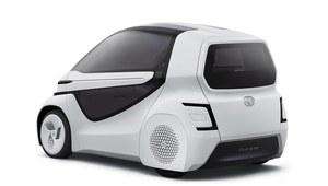 Toyota Concept-i Ride - do miasta przyszłości