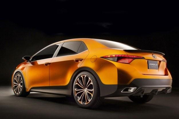 Toyota Corolla Furica Concept /