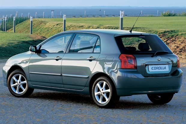 Toyota Corolla hatchback (kliknij) /INTERIA.PL