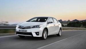 Toyota Corolla - pierwsza jazda