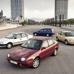 Toyota Corolla świętuje 50. urodziny
