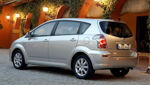 Toyota Corolla Verso /Toyota