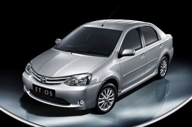 Toyota etios /