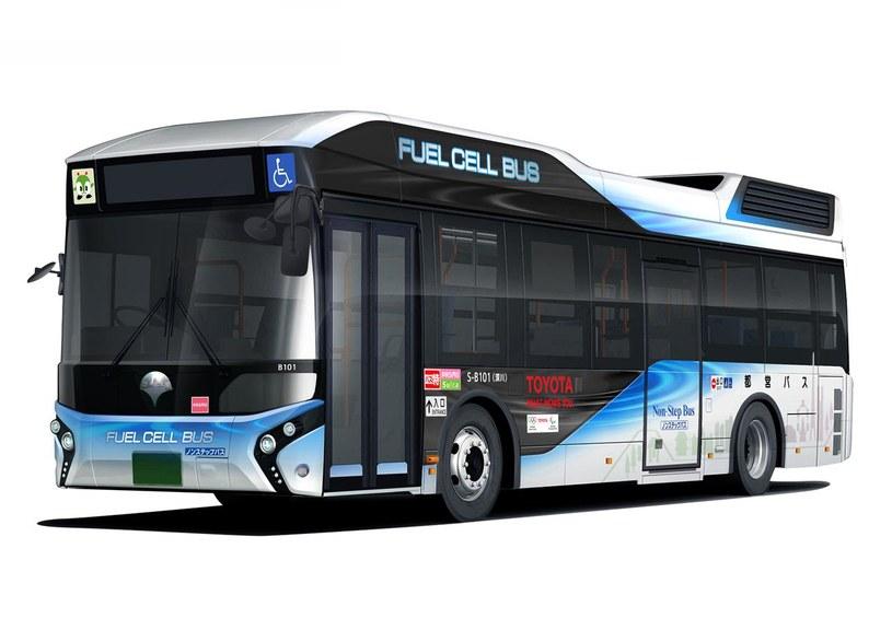 Toyota FC Bus /