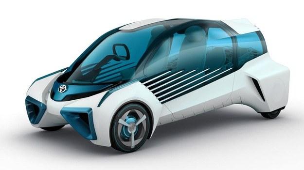 Toyota FCV Plus /Toyota
