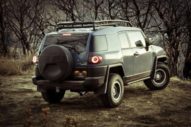 Toyota FJ Cruiser Ultimate Edition /