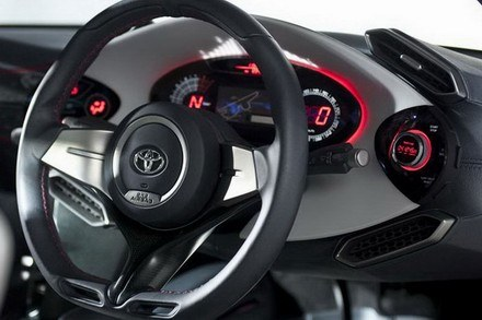 Toyota FT-86 concept /
