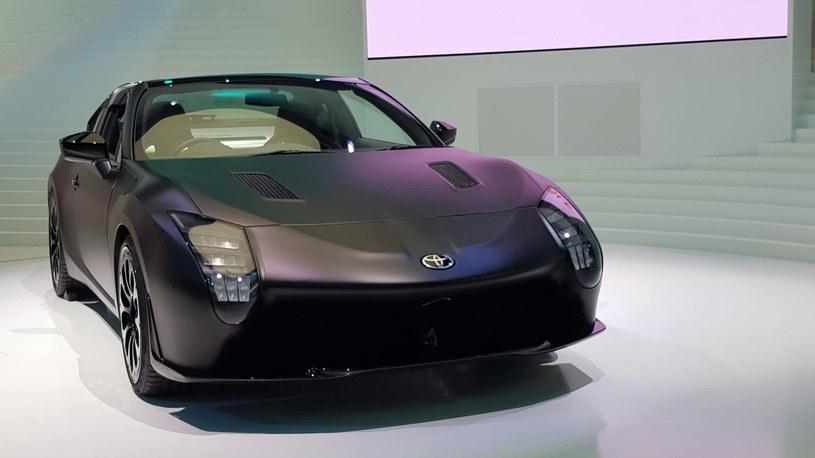 Toyota GR HV Sports /INTERIA.PL