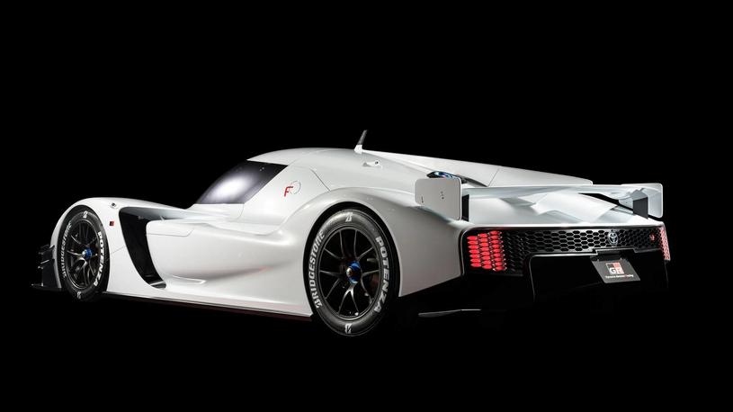 Toyota GR Super Sport Concept /