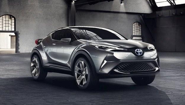 Toyota H-CR /Toyota