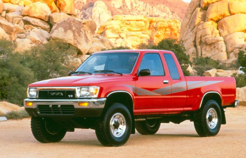 Toyota Hilux piątej  generacji /