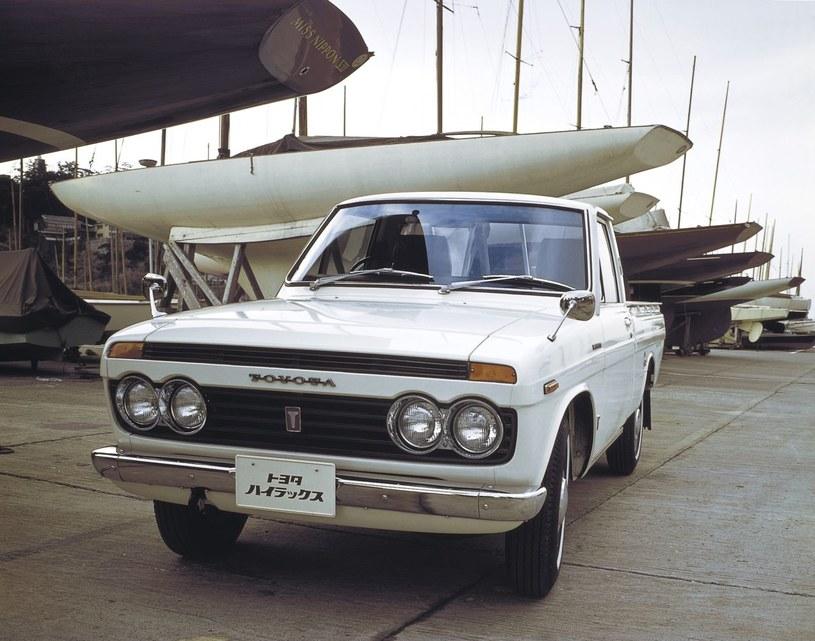 Toyota Hilux pierwszej generacji /