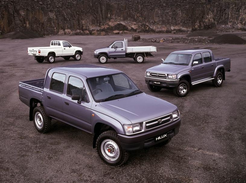 Toyota Hilux  szóstej generacji /