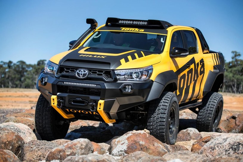 Toyota Hilux Tonka Concept /