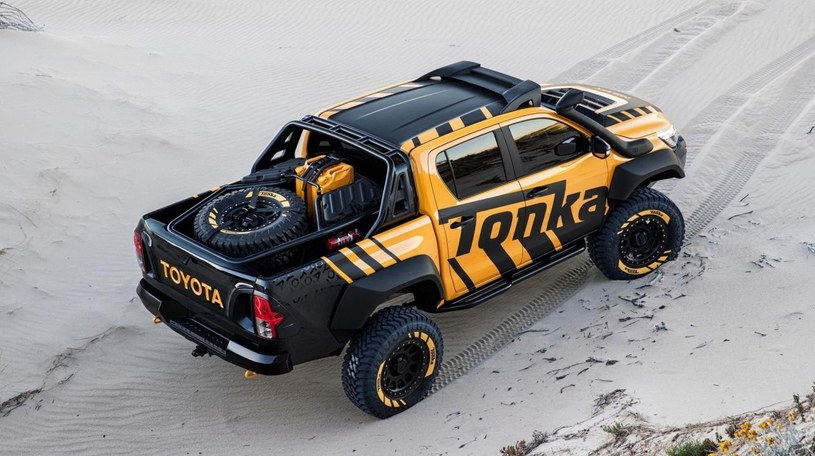 Toyota Hilux Tonka /