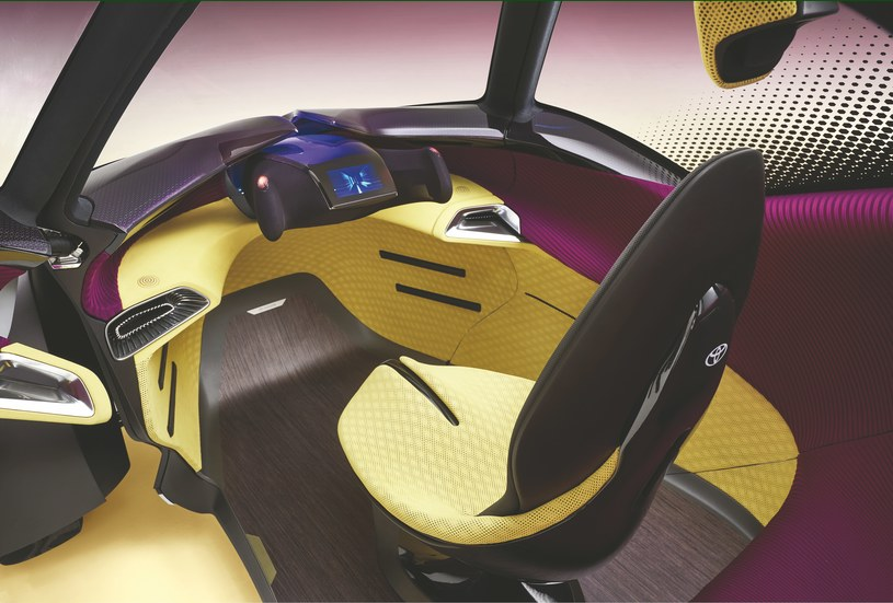 Toyota i-TRIL Concept /
