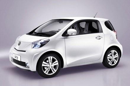 Toyota iQ / Kliknij /INTERIA.PL