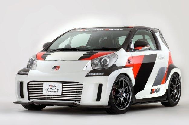 Toyota iQ racing concept /