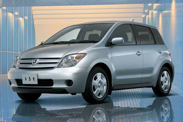 Toyota Ist (kliknij) /INTERIA.PL
