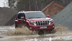 Toyota Land Cruiser 4.0 V6 Executive - test