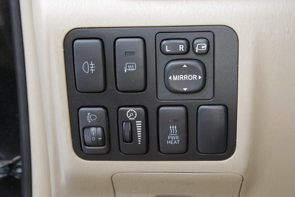 Toyota Land Cruiser J120 (2002-2009)