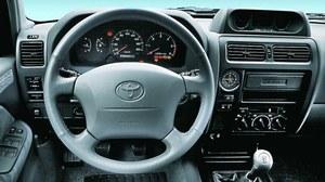 Toyota Land Cruiser J9 (1996-2002) /Motor