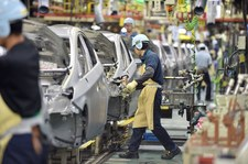 Toyota ma kłopoty i wstrzymuje produkcję