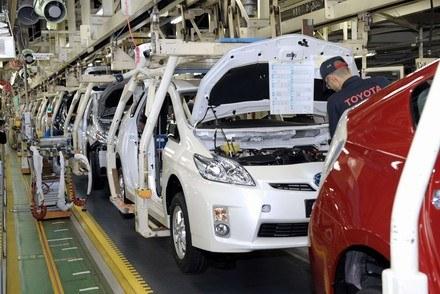 Toyota ma problem... /AFP