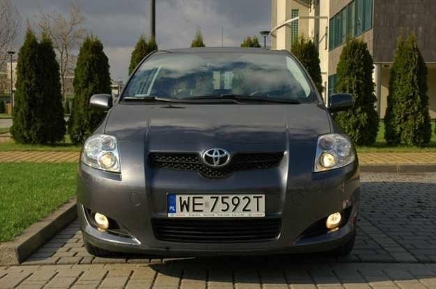 Toyota ma w zwyczaju projektować auta stonowane /INTERIA.PL
