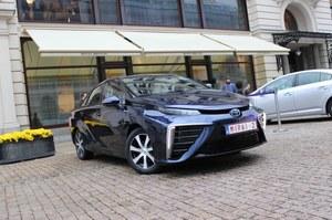Toyota Mirai. Jeździmy wodorowym modelem
