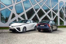 Toyota Mirai w Polsce