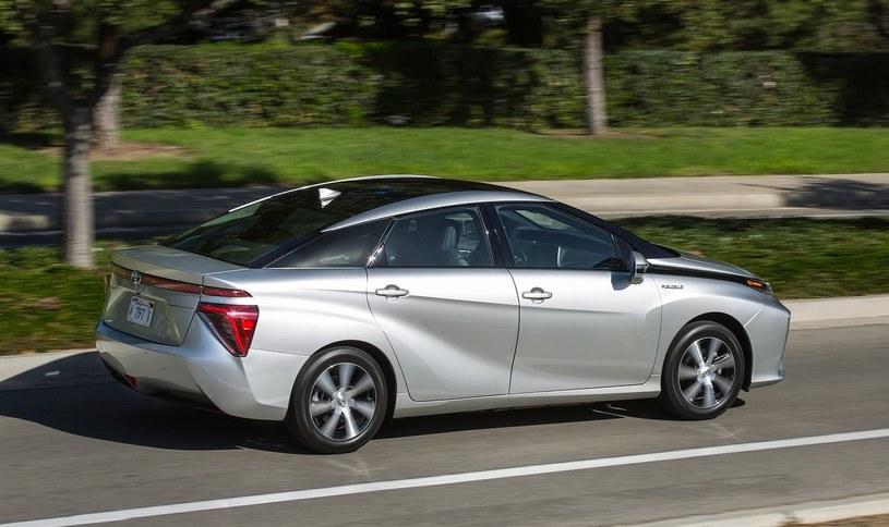 Toyota Mirai /