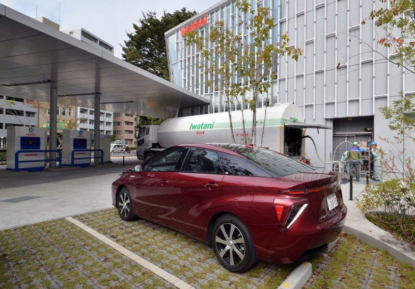 Toyota Mirai /AFP