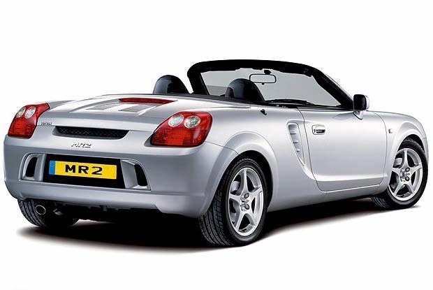 Toyota MR2 2003 (kliknij) /INTERIA.PL