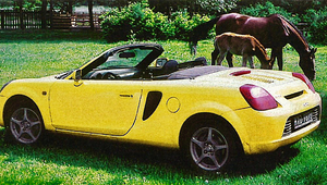 Toyota MR2 (2003) - twarda sztuka