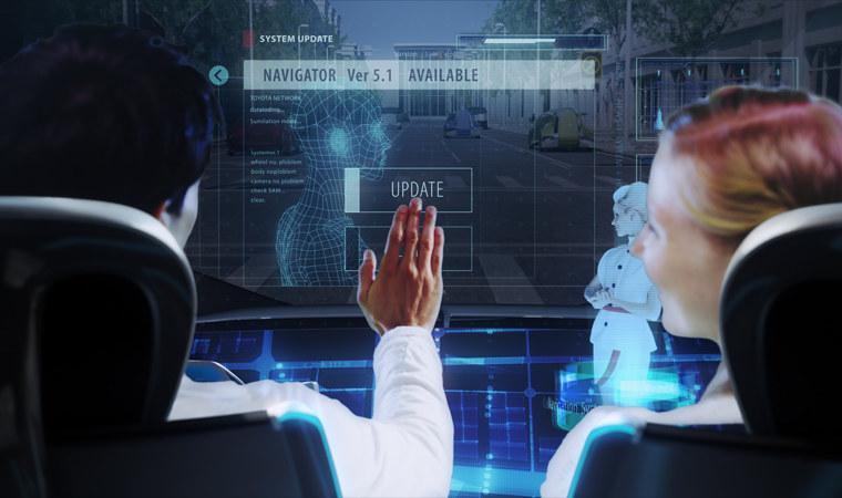 Toyota nawiązała współpracę z firmą Nvidia /INTERIA.PL