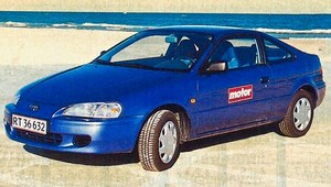 Toyota Paseo – damskie coupe