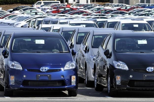 Toyota pozostaje numerem 1 /AFP