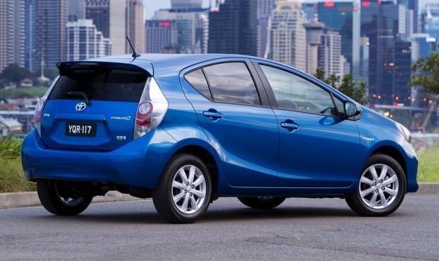 Toyota prius C /