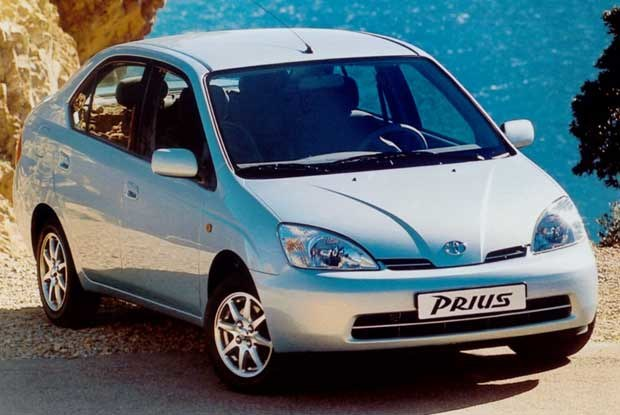 Toyota Prius (kliknij) /INTERIA.PL