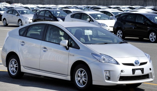 Toyota Prius /AFP