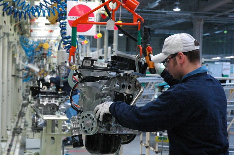Toyota produkuje w Polsce skrzynie biegów i silniki /