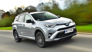 Toyota RAV4 Hybrid 4x4 Selection - test