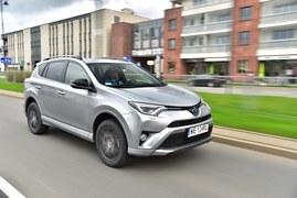 Toyota RAV4 Hybrid 4x4 Selection