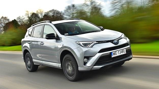 Toyota RAV4 Hybrid /Motor